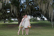 Alice and Emily's wedding at Audubon Park.