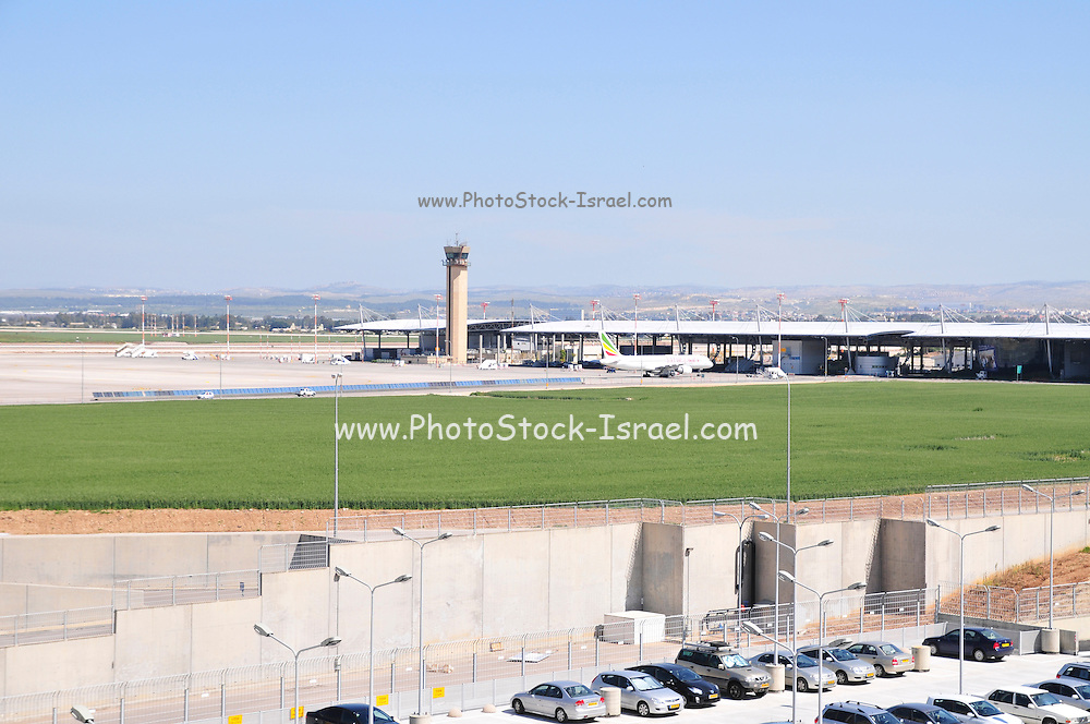 Israel, Ben-Gurion international Airport