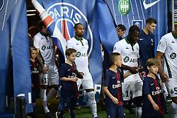 September 14, 2018 - Paris, Ile-de-France (region, France - League 1 match between PSG (Paris Saint Germain) and Saint Etienne for the 5th day of the French championship. (Credit Image: © Julien Mattia/Le Pictorium Agency via ZUMA Press)