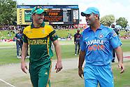 Cricket - South Africa v India 3rd ODI Centurion