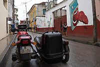 Street art. Baracoa, Cuba 2020 from Santiago to Havana, and in between.  Santiago, Baracoa, Guantanamo, Holguin, Las Tunas, Camaguey, Santi Spiritus, Trinidad, Santa Clara, Cienfuegos, Matanzas, Havana