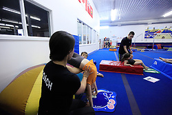 Coaches/Entra&icirc;neurs: Amanda Green, Kyle Anderson<br />