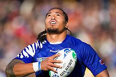 Rotorua-Rugby, RWC, Samoa v Namibia