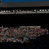 A general view of Rod Laver Arena during day two of the 2018 Australian Open in Melbourne Australia on Tuesday January 16, 2018.<br /> (Ben Solomon/Tennis Australia)