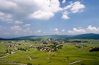 ASIAGO (VI), ALTOPIANO DEI SETTE COMUNI, VENETO, ITALIA