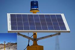 Solar Panels in the Desert