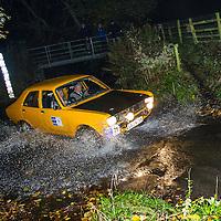 Car 71 Gary Edgington Pete Johnson Hillman Avenger Tiger