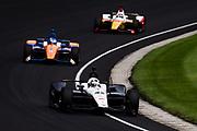 May 24-26, 2019: 103rd Indianapolis 500. 42 Jordan King, Rahal Letterman Lanigan Racing, Honda, Rahal Letterman Lanigan Racing