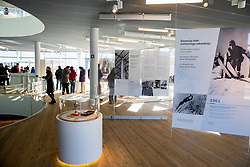Museum the new Nordic centre Planica, on December 11, 2015 in Planica, Slovenia. Photo by Vid Ponikvar / Sportida