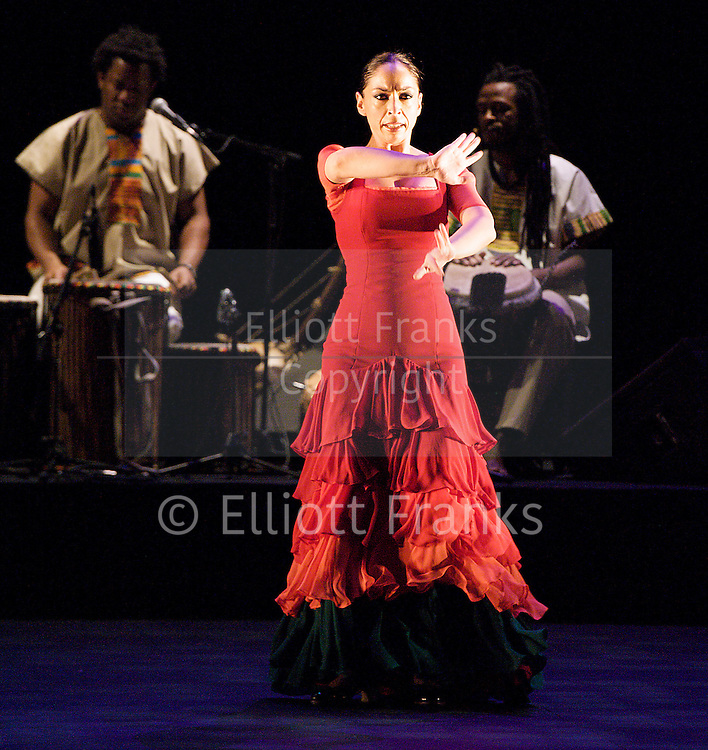 Paco Pena Flamenco Dance Company <br />
