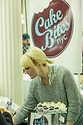 Williamburg's Cake Bites, with their handmade cake truffles.