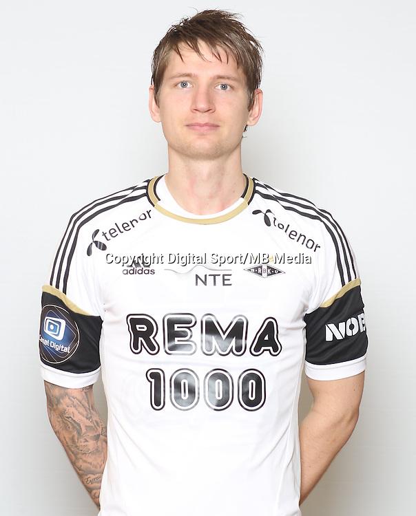 Fotball , Tippeligaen 2013 , Elitesereien<br /> , portrett , portretter<br /> Rosenborg<br /> Stefan Strandberg