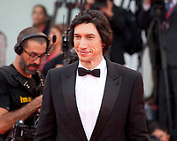 Venice, Italy, 29th August 2019, Adam Driver at the gala screening of the film Marriage Story  at the 76th Venice Film Festival. Doreen Kennedy / Alamy Live News