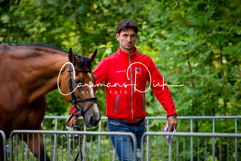 Guerdat Steve, SUI, Bianca<br /> European Championship Jumpîng<br /> Rotterdam 2019<br /> © Hippo Foto - Dirk Caremans<br /> Guerdat Steve, SUI, Bianca