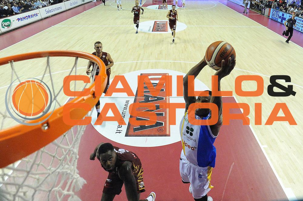 Dominique Archie<br /> Umana Reyer Venezia - Betaland Capo D'Orlando<br /> Lega Basket Serie A 2016/2017<br /> Venezia 09/10/2016<br /> Foto Ciamillo-Castoria