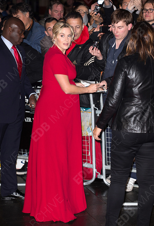 14.OCTOBER.2013. LONDON<br /> <br /> THE 'LABOR DAY' PREMIERE AT THE 57TH BFI LONDON FILM FESTIVAL<br /> <br /> BYLINE: EDBIMAGEARCHIVE.CO.UK<br /> <br /> *THIS IMAGE IS STRICTLY FOR UK NEWSPAPERS AND MAGAZINES ONLY*<br /> *FOR WORLD WIDE SALES AND WEB USE PLEASE CONTACT EDBIMAGEARCHIVE - 0208 954 5968*