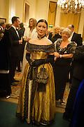 TATIANA PYATIGORSKAYA, THE ST PETERSBURG BALL in aid of the Children's Burns Trust. Landmark Hotel. London. 2 February 2013