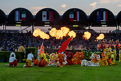 Opening ceremony<br /> CHIO Aachen 2018<br /> © Hippo Foto - Stefan Lafrentz<br /> 17/07/2018