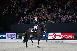 Gal Edward, NED, Glock's Zonik<br /> LONGINES FEI World Cup™ Finals Paris 2018<br /> © Hippo Foto - Dirk Caremans<br /> 14/04/18
