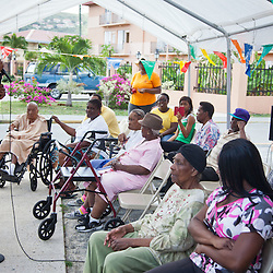 Carnival at Lucinda Millin Home for the Aged