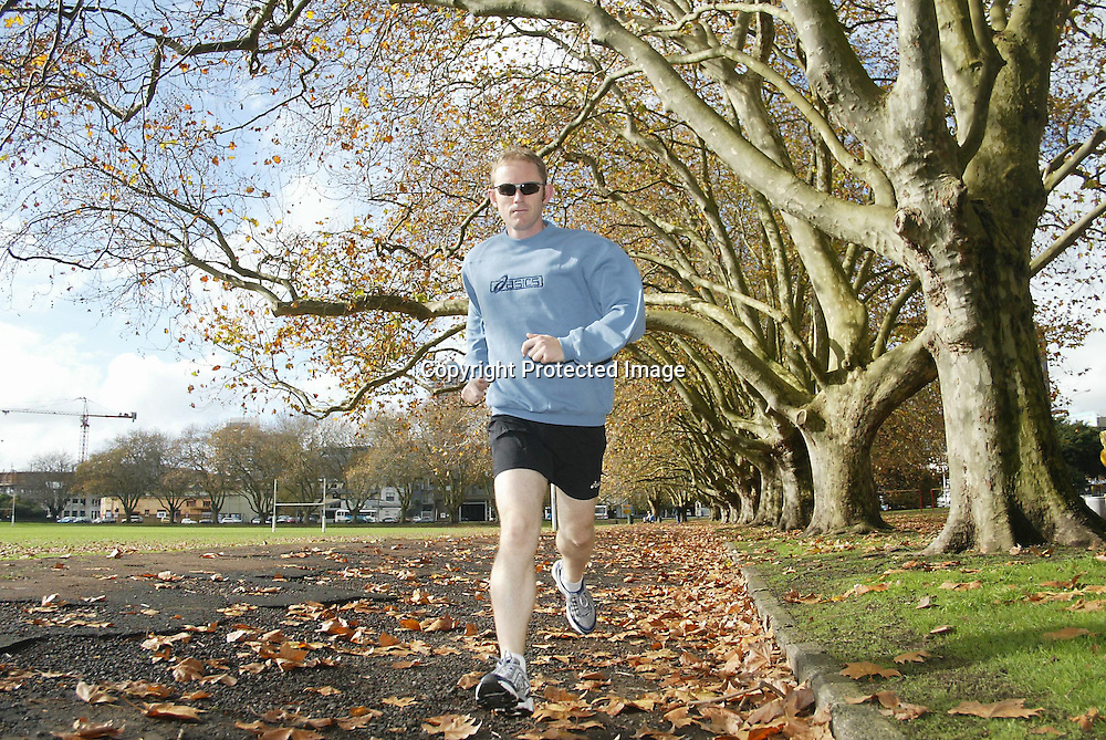 6 June 2003, Photoshoot, Victoria Park, Auckland City, New Zealand.<br />