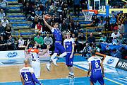 DESCRIZIONE : Verona Lega A 2014-15 All Star Game 2015 <br /> GIOCATORE : James Feldeine<br /> CATEGORIA : Schiacciata<br /> EVENTO : All Star Game Lega A 2015<br /> GARA : All Star Game Lega 2015<br /> DATA : 17/01/2015<br /> SPORT : Pallacanestro <br /> AUTORE : Agenzia Ciamillo-Castoria/G.Contessa<br /> Galleria : Lega A 2014-2015 <br /> Fotonotizia : Verona Lega A 2014-15 All Star game 2015