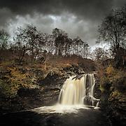 The falls of Falloch, Glen Falloch.