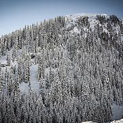 Passo del San Bernardino, valico alpino nel cantone dei Grigioni in Svizzera.