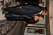 ED MOSES; MYRELLA MOSES, The Cartier Racing Awards. The Ballroom, Dorchester hotel. Park Lane. London. 15 November 2011. <br /> <br />  , -DO NOT ARCHIVE-© Copyright Photograph by Dafydd Jones. 248 Clapham Rd. London SW9 0PZ. Tel 0207 820 0771. www.dafjones.com.