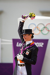 2 Cornelissen Adelinde (NED)<br /> Olympic Games London 2012<br /> © Dirk Caremans