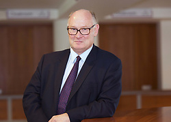 Sir Douglas Flint, chairman of Standard Life Aberdeen at the EICC Edinburgh after chairing his first AGM Pic Terry Murden @edinburghelitemedia