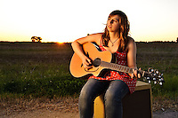 Promotional portrait of singer/songwriter Abi Robins
