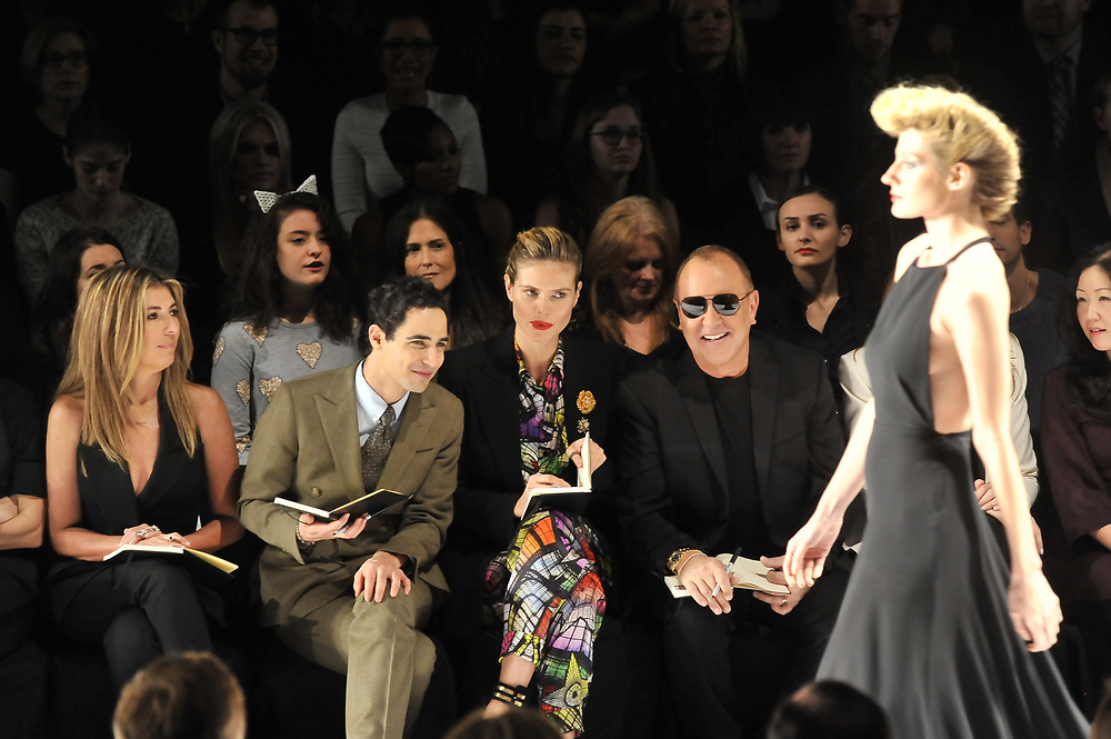 ==<br /> PROJECT RUNWAY Season 11 Finale Show==<br /> The Theatre, Lincoln Center, NYC==<br /> February 8, 2013==<br /> ©Patrick McMullan==<br /> Photo - HAREL RINTZLER/PatrickMcMullan.com==<br /> ==