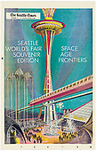 Seattle World's Fair 1962 Souvenir Edition