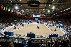 Werndl Benjamin, GER, Daily Mirror 9<br /> LONGINES FEI World Cup&trade; Finals Gothenburg 2019<br /> &copy; Hippo Foto - Dirk Caremans<br /> 06/04/2019