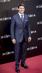 May 29, 2017 - Madrid, Spain - Tom Cruise attends 'The Mummy' premiere at Callao Cinema on May 29, 2017 in Madrid, Spain. (Credit Image: © Coolmedia/NurPhoto via ZUMA Press)