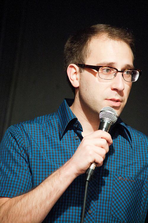 Louis Katz - Whiplash - April 30, 2012 - UCB Theater, New York