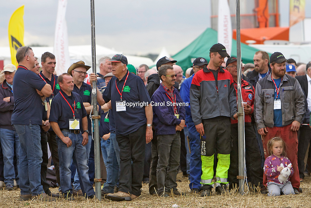 World Ploughing Contest 2016