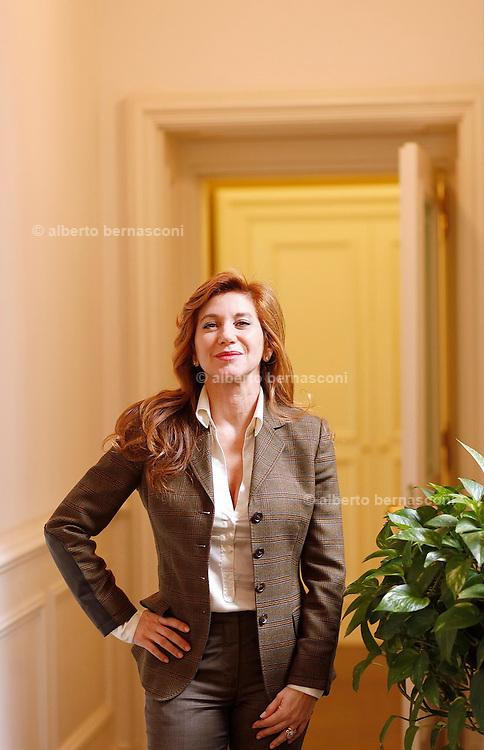 MIlano, Paola De Martini, Luxottica