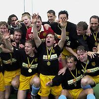 2001 Europacup  men