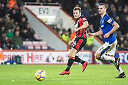 Bournemouth v Everton