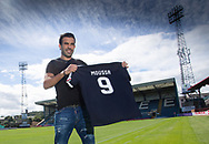Tunisian striker Sofien Moussa pictured after signing for Dundee at Dens Park, Dundee, Photo: David Young<br /> <br />  - &copy; David Young - www.davidyoungphoto.co.uk - email: davidyoungphoto@gmail.com