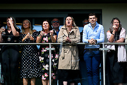 Race goers at Bath Racecourse - Mandatory by-line: Robbie Stephenson/JMP - 04/09/2019 - PR - Bath Racecourse - Bath, England - Bath Races