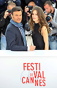 16.MAY.2013. CANNES<br /> <br /> DIRECTOR FRAN&Aacute;OIS OZON AND MARINE VACTH ATTEND THE JEUNE &amp; JOLIE PHOTOCALL DURING THE 66TH ANNUAL CANNES FILM FESTIVAL AT THE RIVIERA TERACE IN CANNES, FRANCE.<br /> <br /> <br /> BYLINE: EDBIMAGEARCHIVE.CO.UK/CHRISTIAN ALMINANA/INSIGHTMEDIA<br /> <br /> *THIS IMAGE IS STRICTLY FOR UK NEWSPAPERS AND MAGAZINES ONLY*<br /> *FOR WORLD WIDE SALES AND WEB USE PLEASE CONTACT EDBIMAGEARCHIVE - 0208 954 5968*