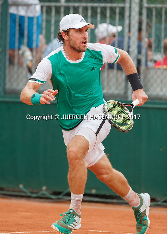 MISCHA ZVEREV (GER)<br /> <br /> Tennis - French Open 2017 - Grand Slam ATP / WTA -  Roland Garros - Paris -  - France  - 29 May 2017.
