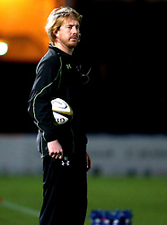 Worcester Warriors Defence Coach Simon Cross - Mandatory by-line: Robbie Stephenson/JMP - 04/11/2016 - RUGBY - Sixways Stadium - Worcester, England - Worcester Warriors v Bristol Rugby - Anglo Welsh Cup