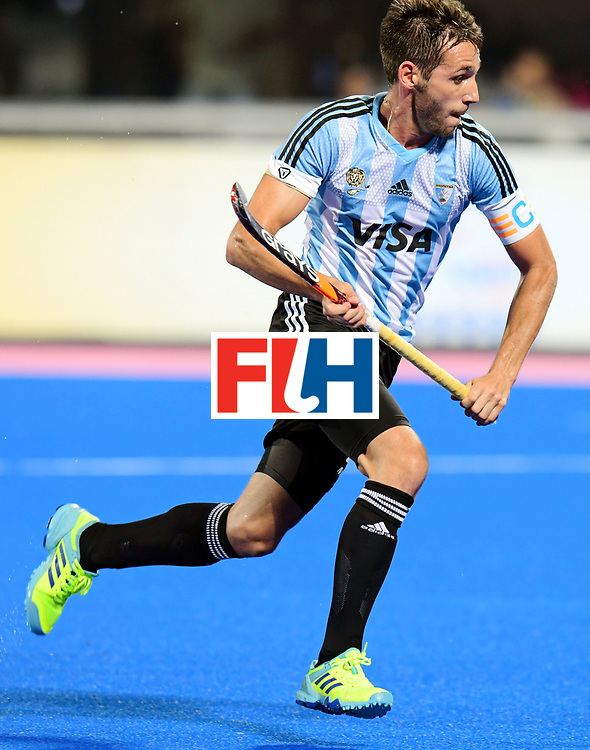 Odisha Men's Hockey World League Final Bhubaneswar 2017<br /> Match id:22<br /> Argentina v Australia Final<br /> Foto: Diego Paz (Arg) <br /> COPYRIGHT WORLDSPORTPICS FRANK UIJLENBROEK