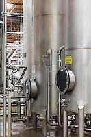 Silos in bottle industry