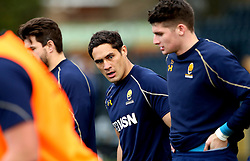 Jackson Willison of Worcester Warriors - Mandatory by-line: Robbie Stephenson/JMP - 28/01/2017 - RUGBY - Sixways Stadium - Worcester, England - Worcester Warriors v Harlequins - Anglo Welsh Cup