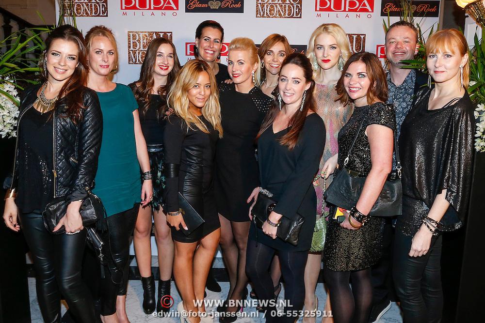 NLD/Amsterdam/20121112 - Beau Monde Awards 2012, redactie Beau Monde